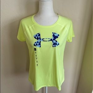 Under armour loose cut gym or running T-shirt